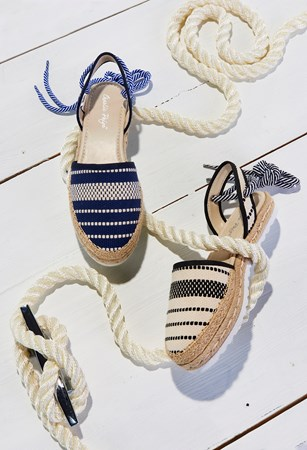 Charlie Paige, Nautical Sandal, 2 Asst., Pack/16
