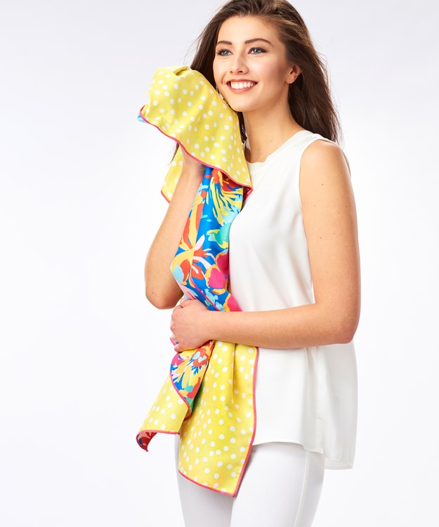 Polyester/Microfiber Dry Towel, 2 Asst.