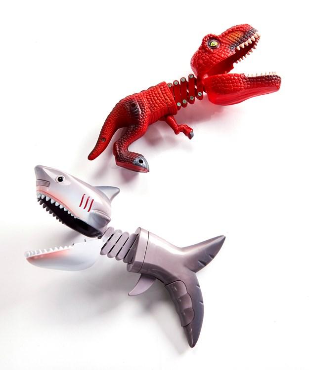 ABS Shark/Dino Grabber,12/Dsp, 2 Asst.