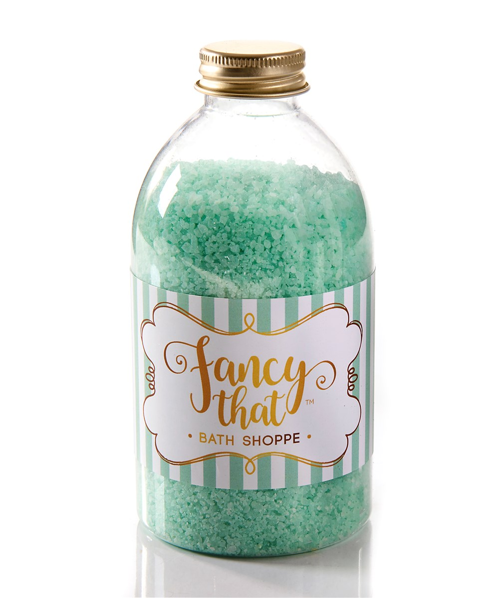 Fancy That Minty Lime Bath Salt Soak, 550 g