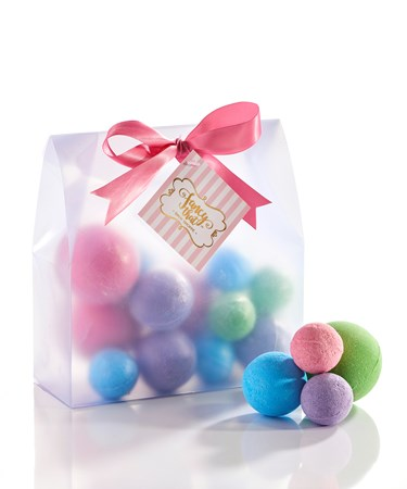 Fancy That 13pc. Scented Bath Bombs Assortment Gift Set