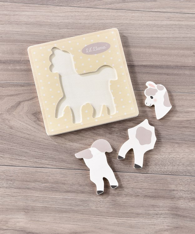 Wooden Toddler Puzzles, 3 Asst.