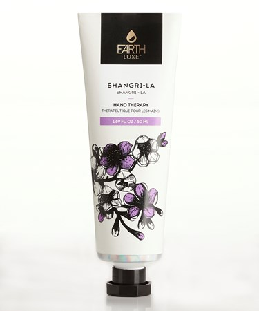 Earth Luxe Hand Therapy Lotion, Shangri-La