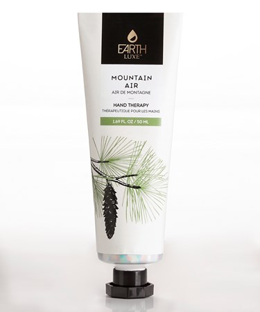 Earth Luxe Hand Therapy Lotion, Mountain Air