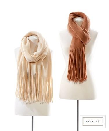 SuperSoftLongScarf2Asst