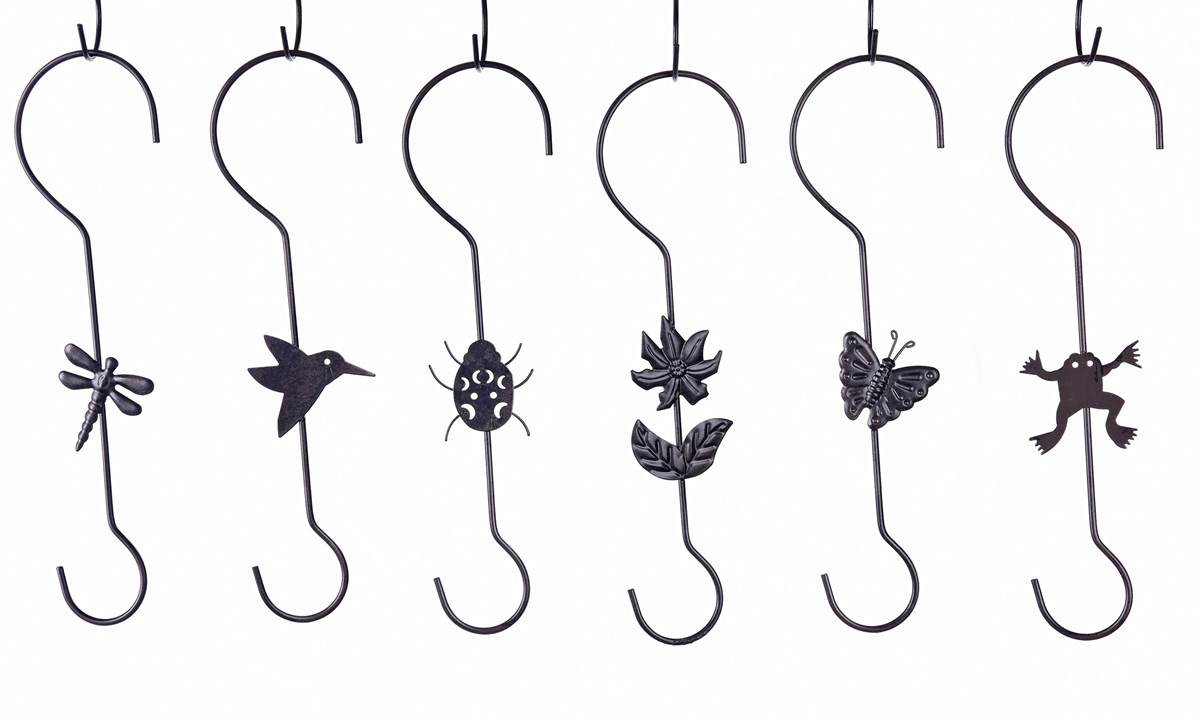 Insect Hooks, 6 Asst.
