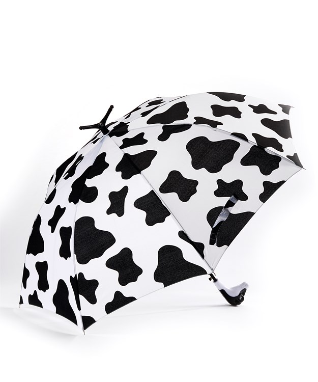 The Homestead Cow Design Umbrella