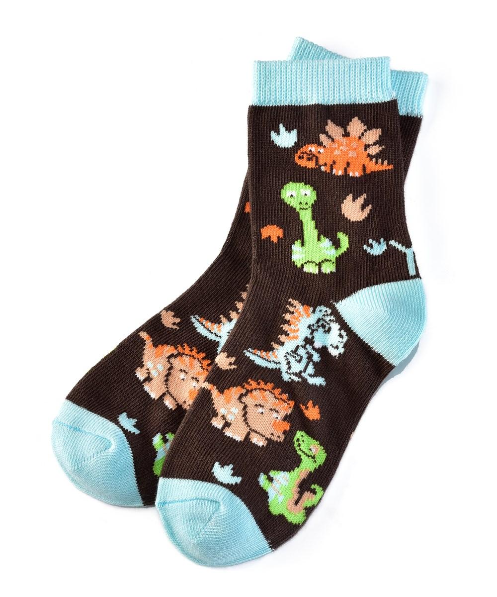 Socks (Boys / 3-6 Years), Dinosaur Friends
