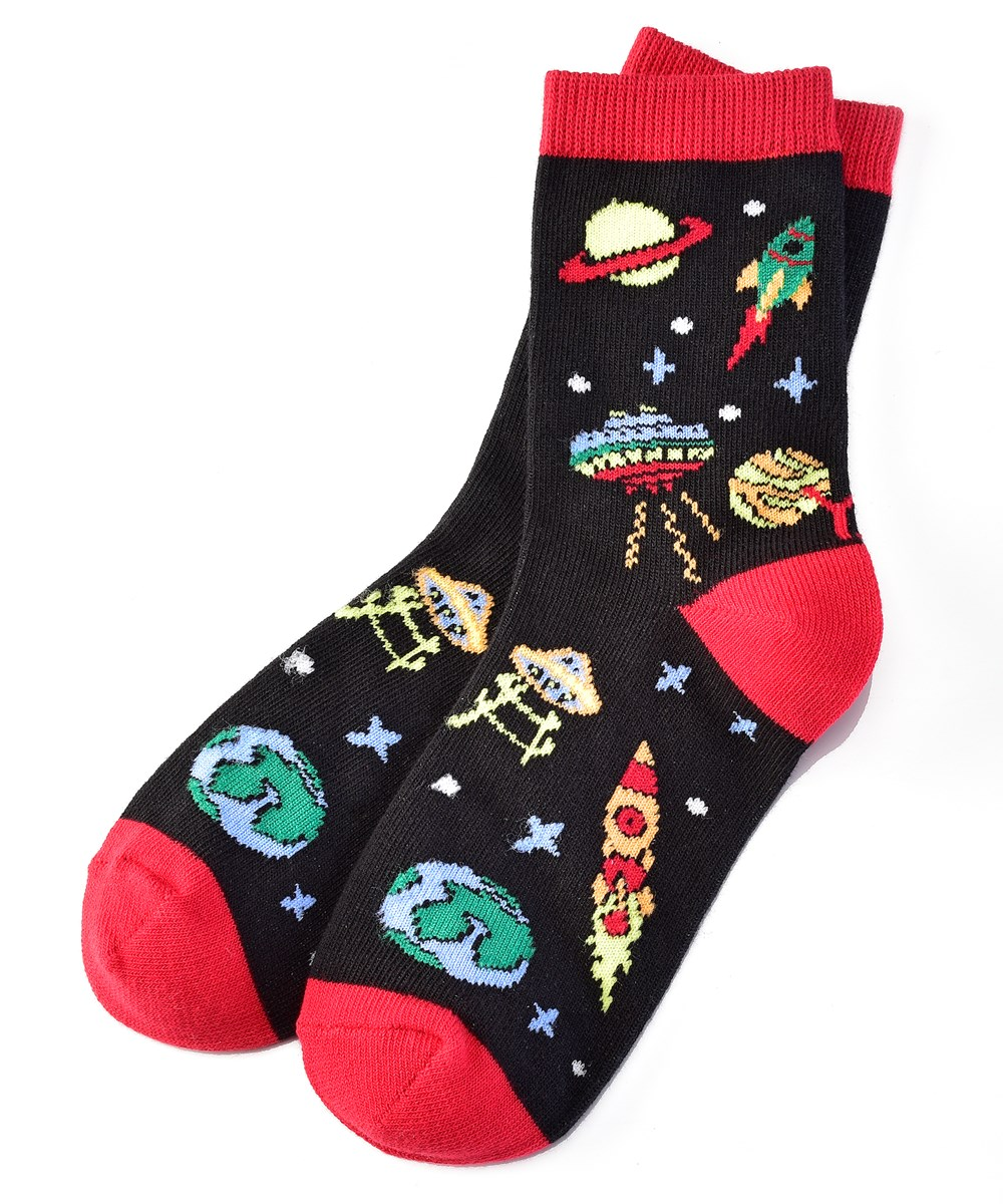 Socks (Boys / Ages 7-10), Out of this World