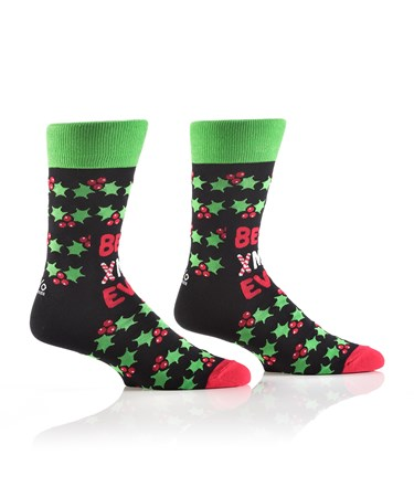 Men's Crew Sock, Best Christmas Ever
