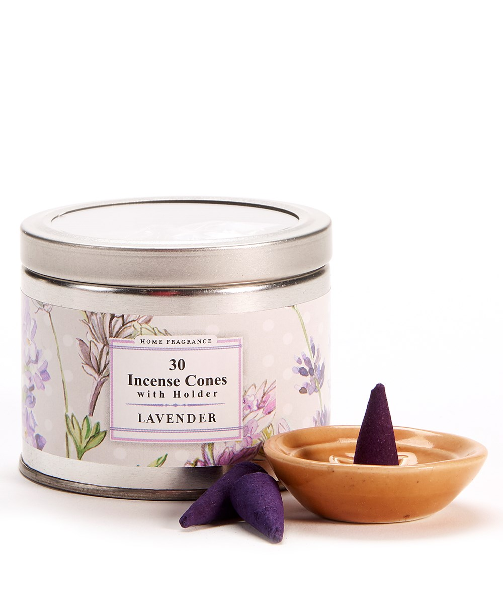 Set/30 Lavender Scented Incense Cones