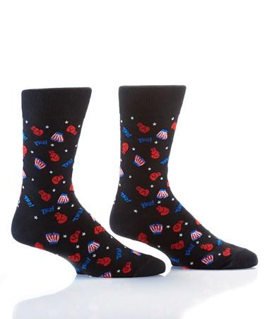Men's Crew Sock, The Legend