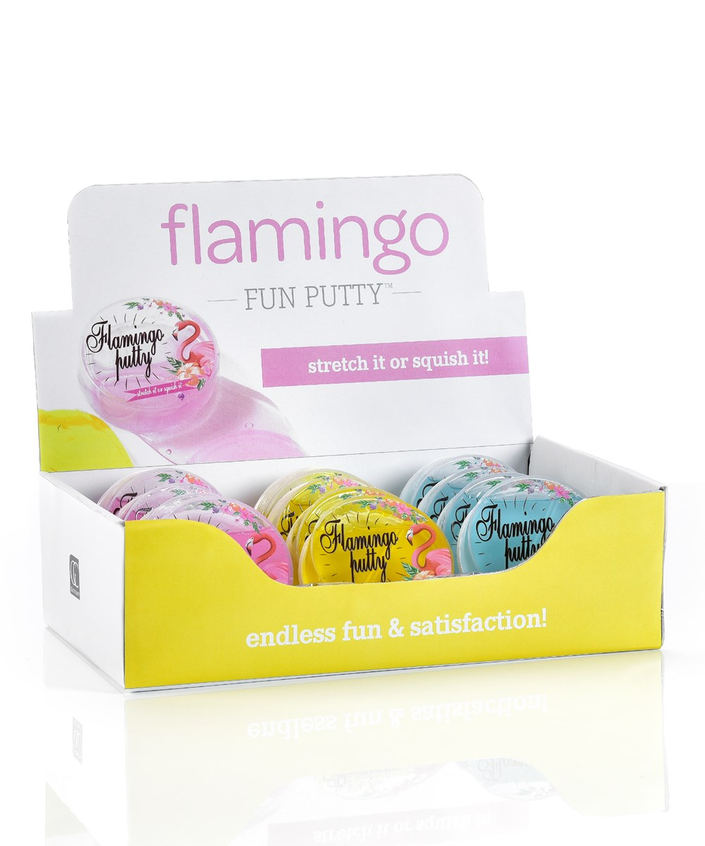 FlamingoPutty3AsstwDisplayer