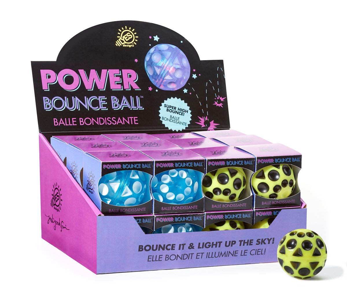 LEDHighBounceBall2AsstwDisplayer