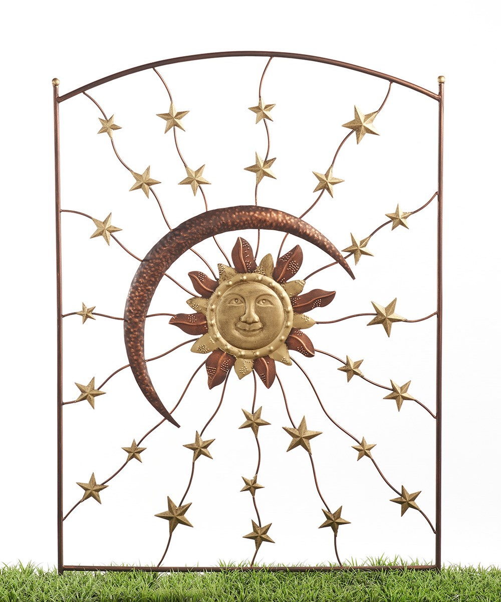 Celestial Design Garden Trellis