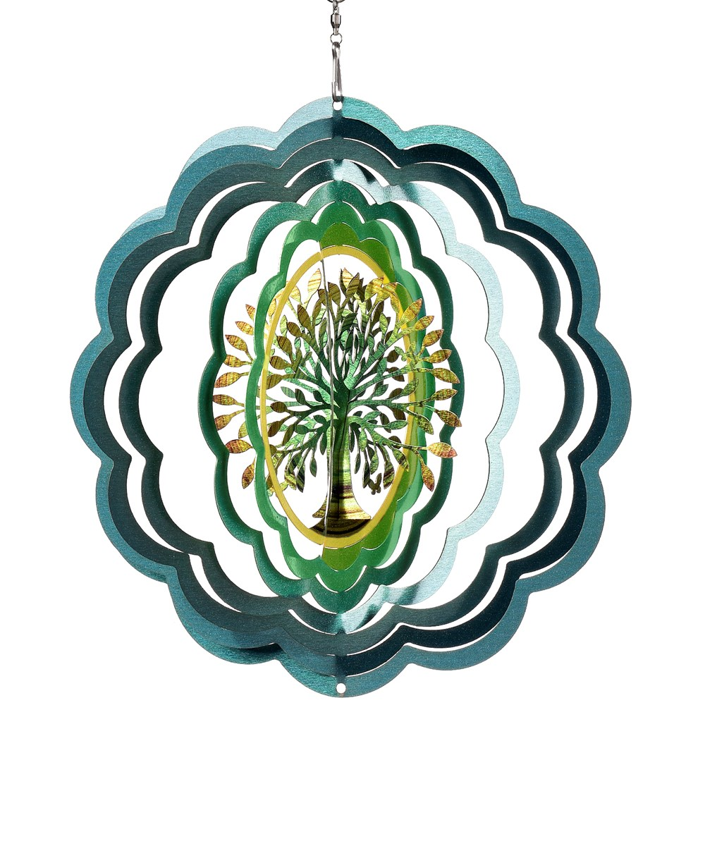 Tree of Life  Design Wind Spinner