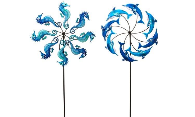 Deep Blue Sea 3D Spinner, 2 Asst.