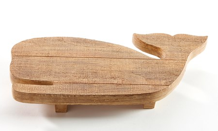 Whale Decorative Tray