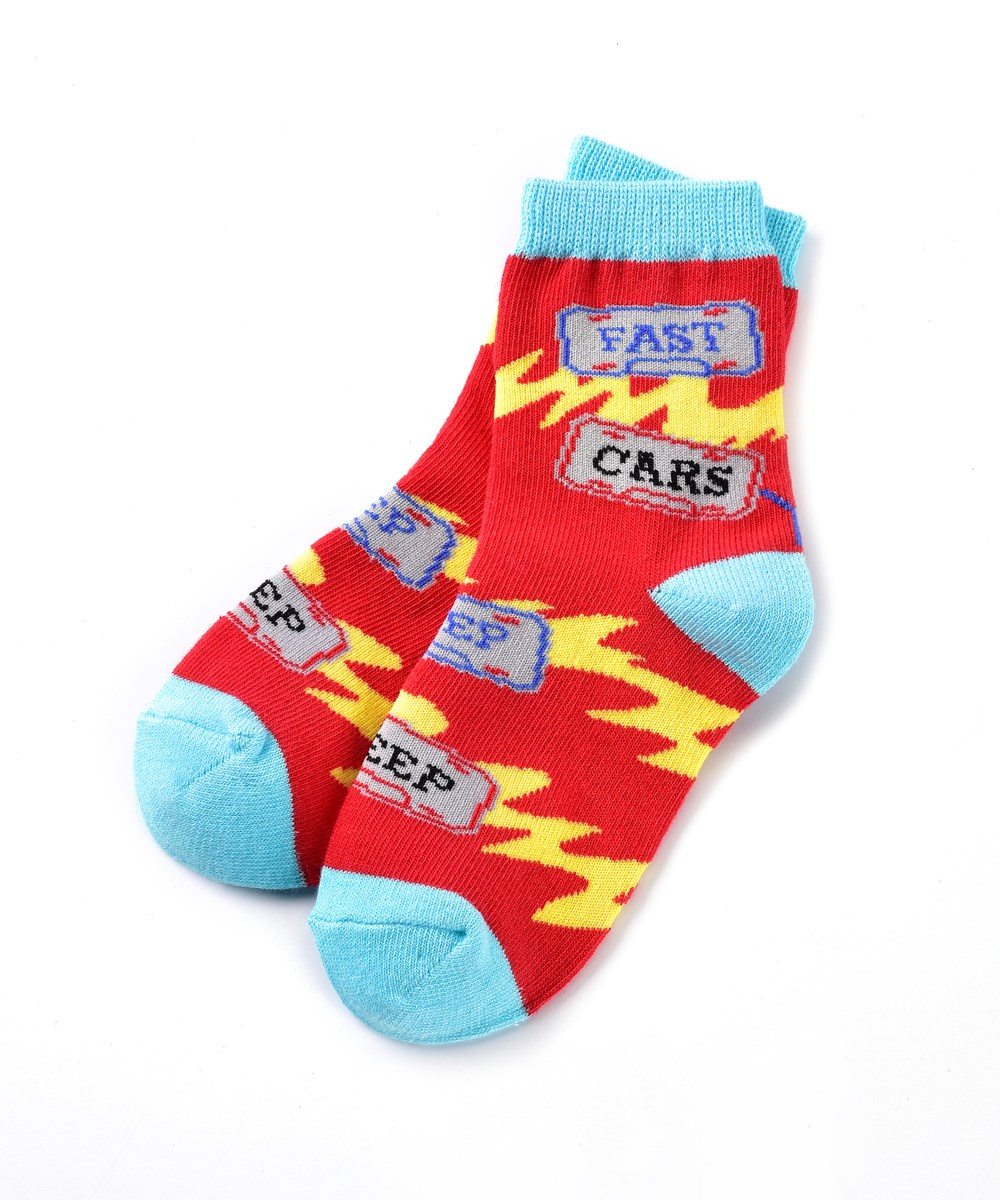 SocksBoys36YearsLetsRace