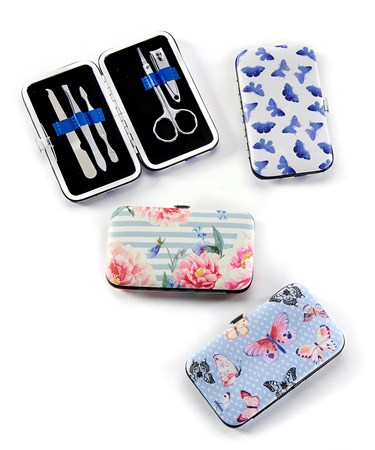 Manicure Set, 3 Asst. w/Displayer