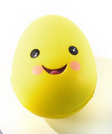 EggShapeStressBall6AsstwDisplayer