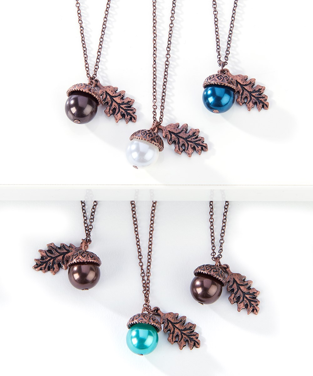 Carded Necklace w/Displayer