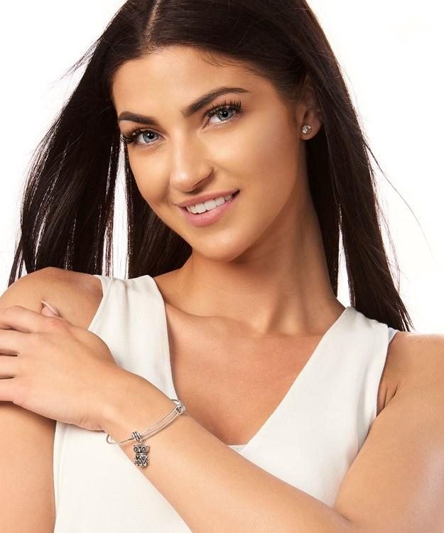 Carded Bracelet, 8 Asst. w/Displayer
