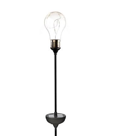 Solar Bulb Stake