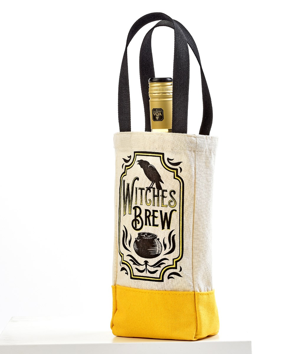 Canvas Wine Bag