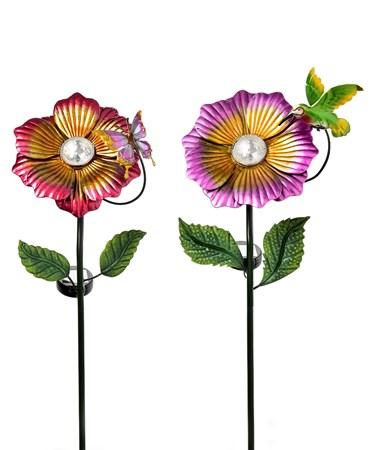 FlowerSolarLight2Asst