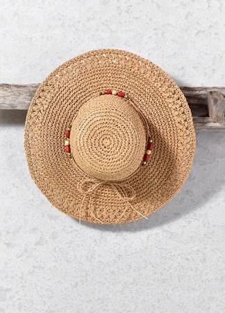 Charlie Paige, Embellished Hat