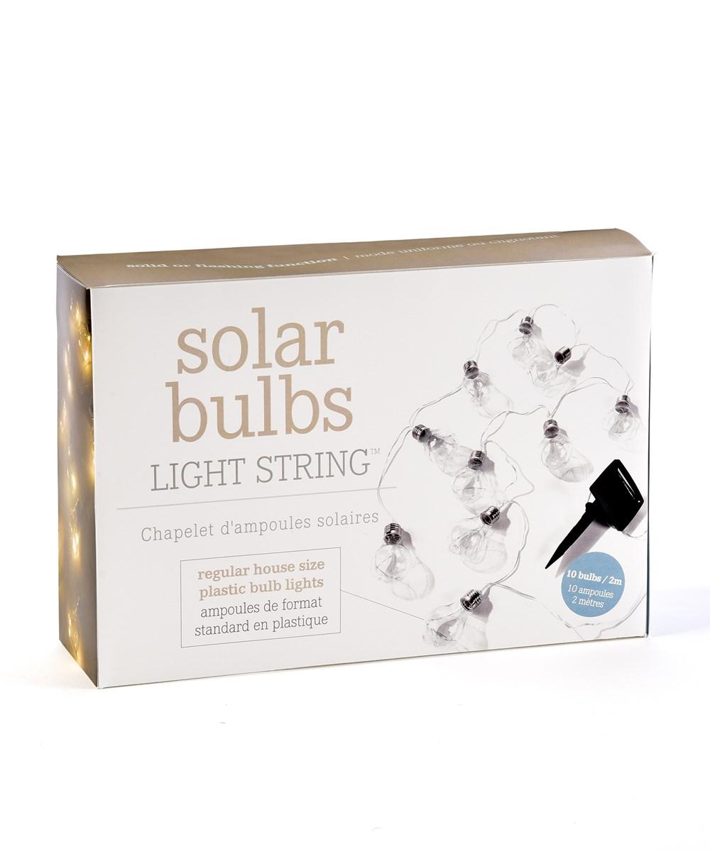 SolarStringBulbswLEDLights