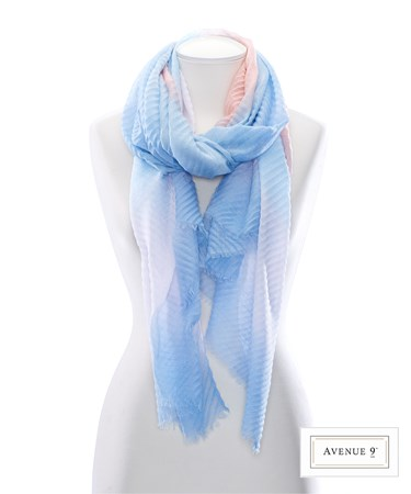 WideStripedScarf