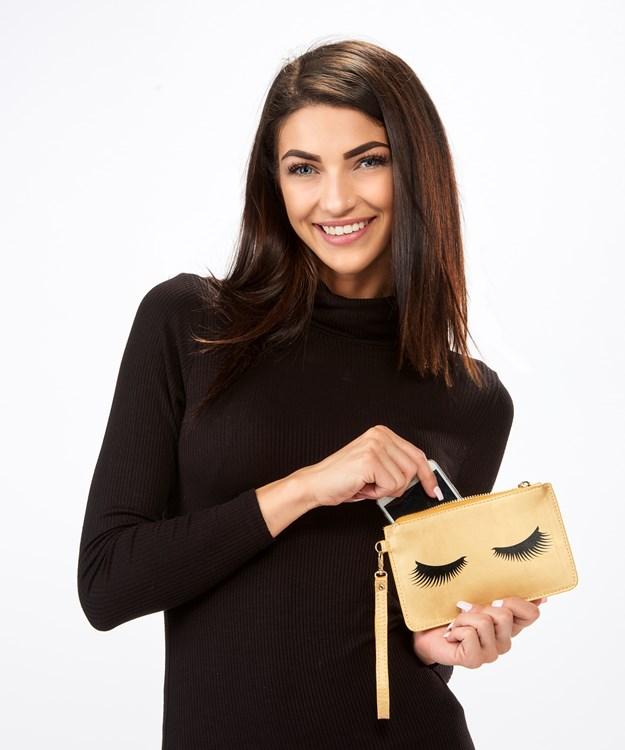 Avenue 9 Wish,, Elegant Wristlet Wallet, 2 Asst.