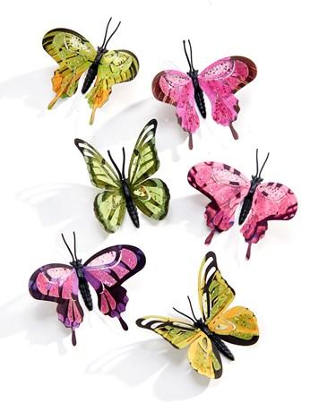 ButterflyMagnets6Asst