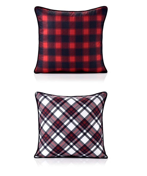 Avenue 9 Stay Cozy, Polyester Cozy Pillow, 2 Asst.