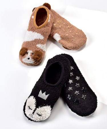 Animal Slipper Socks