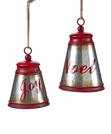Bell  Decor, Set of 2