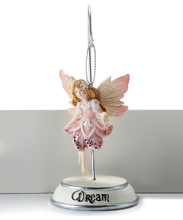 Fairy w/Stand Ornaments, Dream