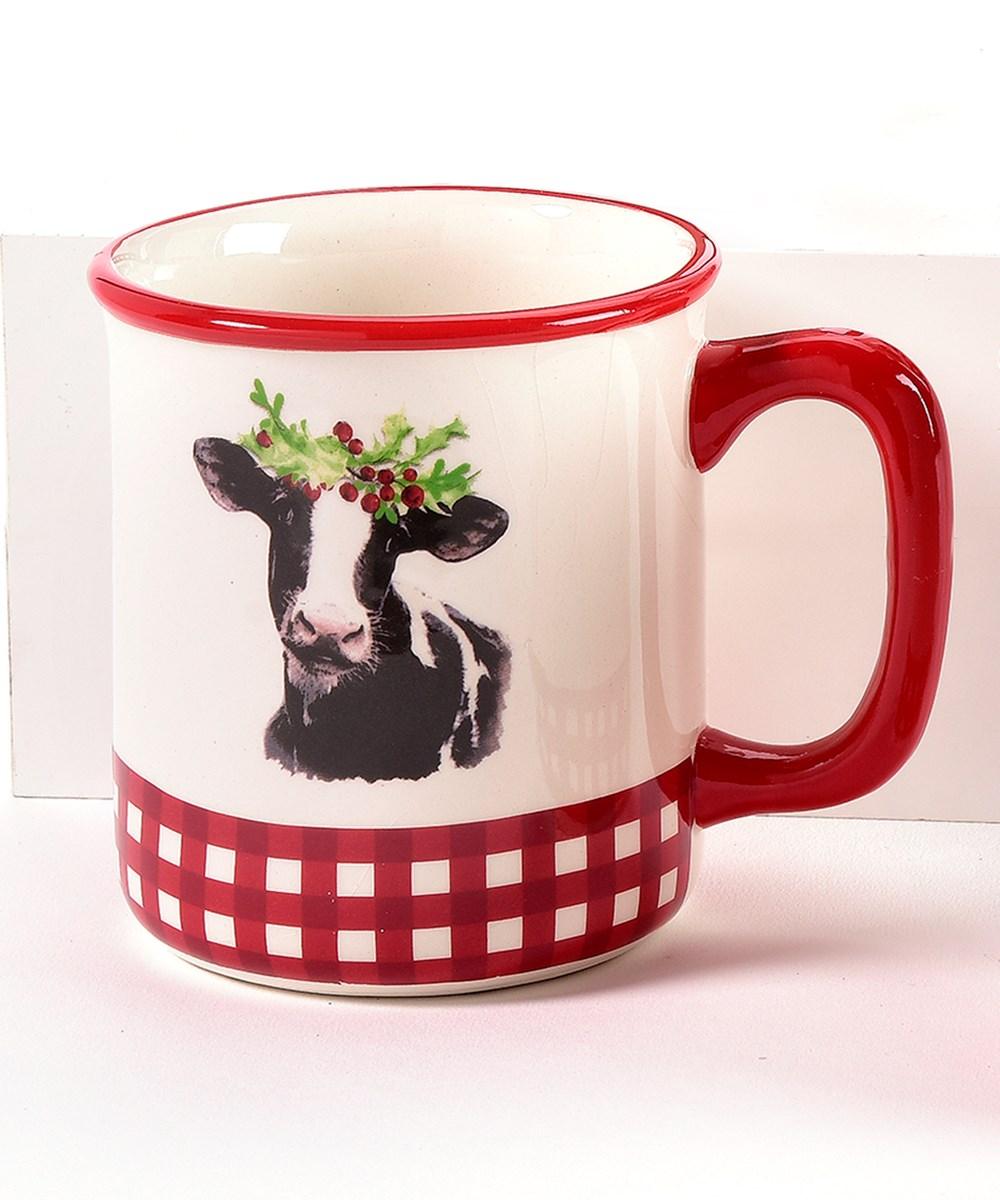 Cow Design Mug