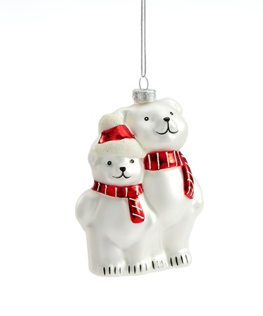 GlassBearOrnament