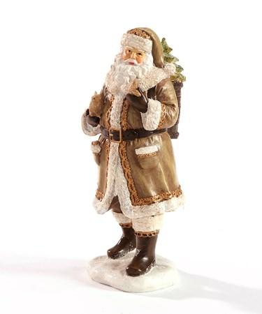Standing Santa Figurine