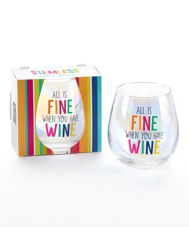 WineGlasswGiftBox