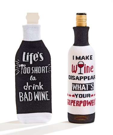 WineBottleCozy2AsstwDisplayer