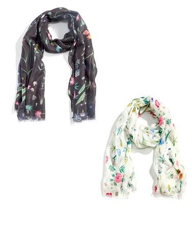 BotanicaFloralScarves2Asst