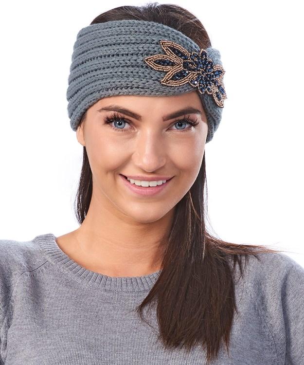 Headband w/Jewels, 2 Asst.