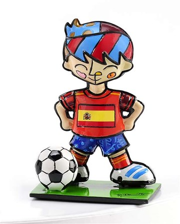 BrittoWorldCupSoccerPlayerFigurineSpain