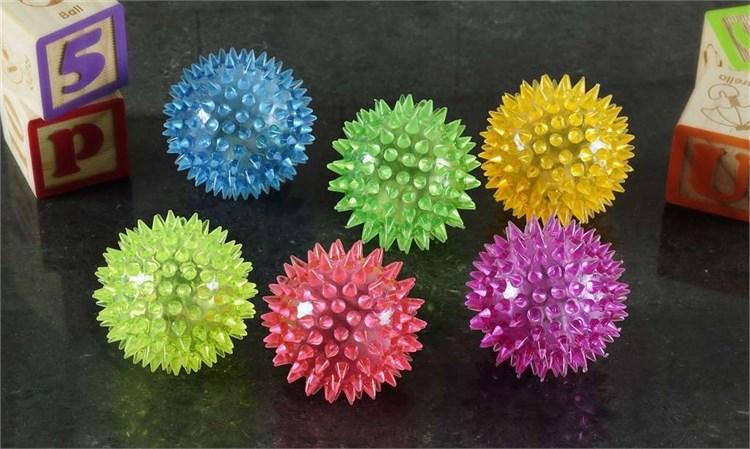 Spike Balls, 12 Asst.