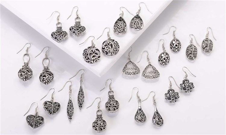 Antiquity Collection Earrings, 72 Asst.