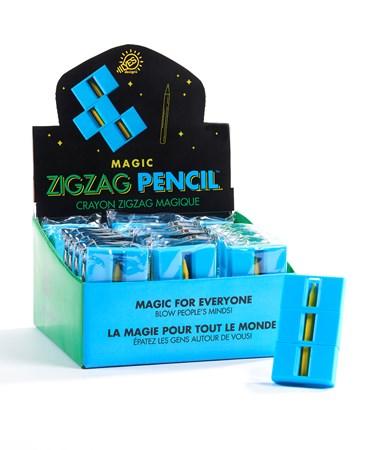 MagicZigZagPencilwDisplayer